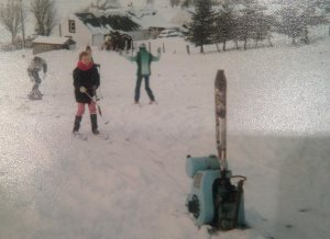 Leadhills Ski Club tow
